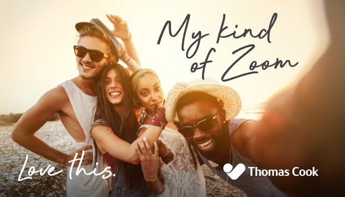 Thomas Cook Online Launch